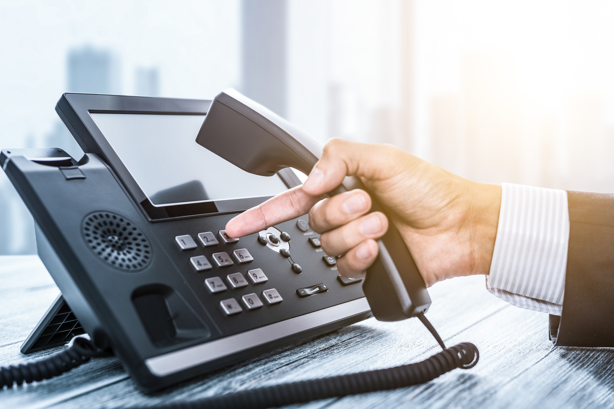 Not Sure About VoIP?: Check Out the Top 7 Benefits of a VoIP Phone System