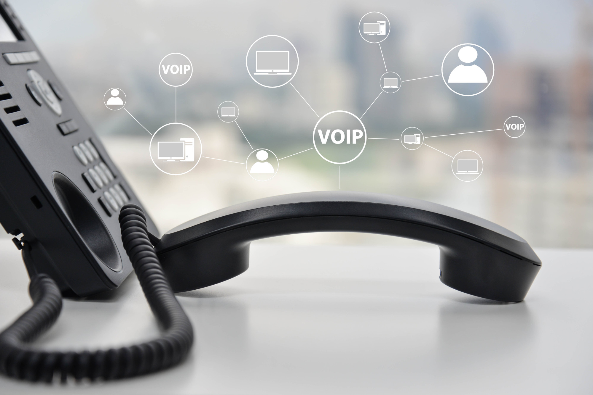 Here's 3 Ways a VoIP Business Service Will Improve Your Team Communication